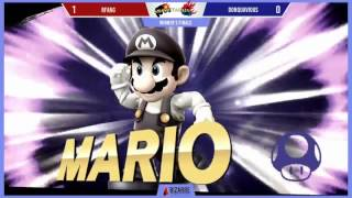 Sick FLUDD combo to finish set against ZSS [9:38 – 9:58]