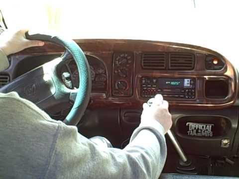 dodge cummins shifting through gears