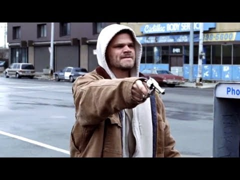 8 Mile (2002) - Fight Scene - Eminem, Brittany Murphy Movie