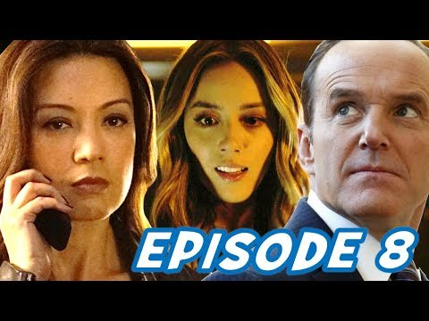 Izel Vs. Azazel!!! Incan Mythology & The Fear Realm!!! Agents of SHIELD Season 6 Episode 8 Review!!!