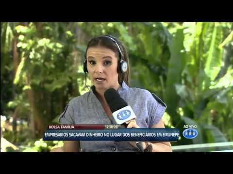 Casal de empresário preso em Eirunepé por apropriação de centenas de cartões do bolsa família