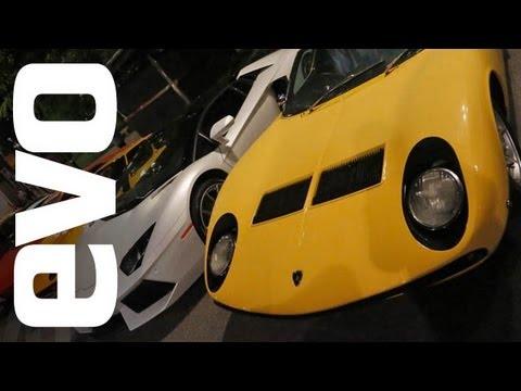 Lamborghini V12 timeline | evo DIARIES