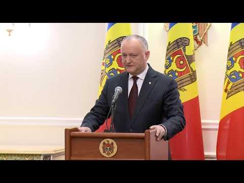 Игорь Додон провел еженедельное совещание с руководством страны