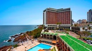PARTE EXTERNA DO HOTEL OTHON PALACE EM SALVADOR NO BAIRRO RIO VERMELHO A 3 KM DO FAROL DA BARRA NA DATA DE 10 FEVEREIRO ...