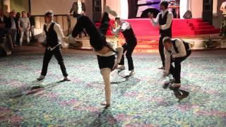 Танцевальное шоу от Группы Захвата
