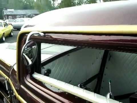 Старые автомобили в Стокгольме 2