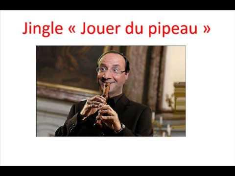 """Jingle """"Jouer du pipeau"""""""