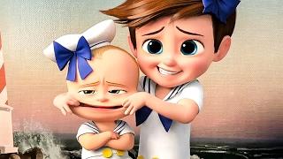 THE BOSS BABY 'Awkward Photo Shoot' Movie Clip + Trailer (2017)