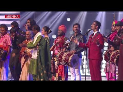Amit Trivedi's Sings Love You Zindagi Live At Royal Stag Mirchi Music Awards | #RSMMA | Radio Mirchi