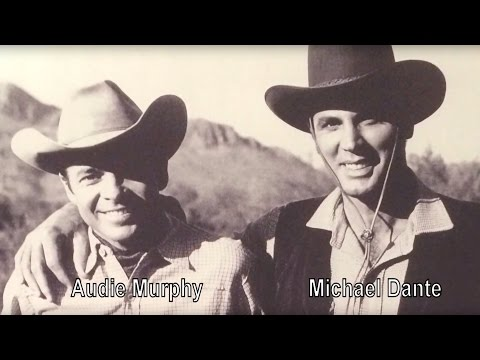 AUDIE MURPHY, America's Most Decorated Hero Recalled By Friend Michael Dante