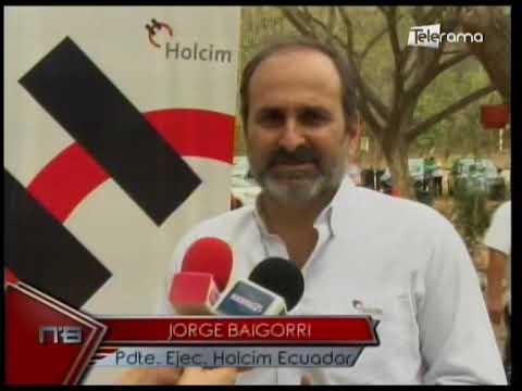 Holcim presentó memoria de sostenibilidad con recorrido interactivo en Cerro Blanco