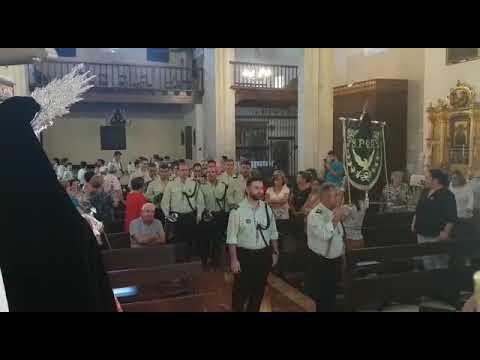 Réquiem. Centuria Romana Ntra.Sra. de las Angustias (Romanos Blancos Baena). (видео)