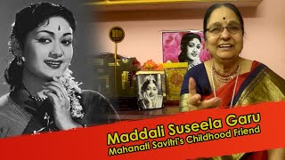 Video Mahanati Savitri Childhood Friend Suseela Full Interview | Magic FM Telugu MP3, 3GP, MP4, WEBM, AVI, FLV Maret 2019