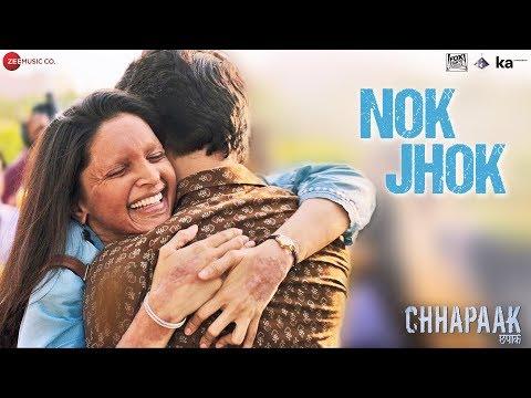 Nok Jhok - Chhapaak | Deepika Padukone | Vikrant Massey | Siddharth M | Gulzar | Shankar Ehsaan Loy