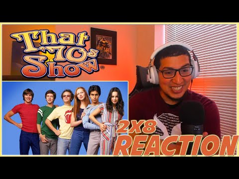 ERIC AND DONNA SLEEPOVER | That '70s Show 2x8 REACTION | Season 2 Episode 8