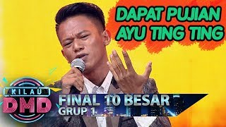Video SEMPURNA! Muhyidin Dapat 4 Lampu Hijau + Pujian Dari Ayu Ting Ting - Kilau DMD (7/4) MP3, 3GP, MP4, WEBM, AVI, FLV Desember 2018