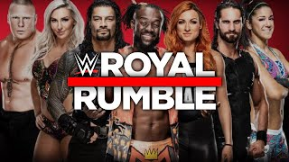 2019 WWE Royal Rumble Preview by Comicbook.com