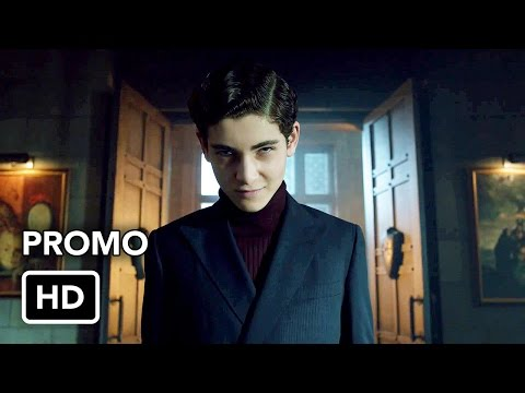 Gotham Season 3B Promo 'The Transformation Begins'