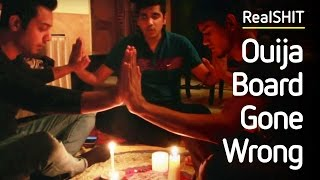 Video Ouija Board Gone Wrong - RealSHIT MP3, 3GP, MP4, WEBM, AVI, FLV Oktober 2017