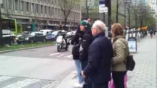 Prison Transport Of Anders Behring Breivik