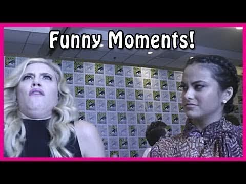 Riverdale Cast Funny & Cute Moments! #1 😂❤ #LOWI