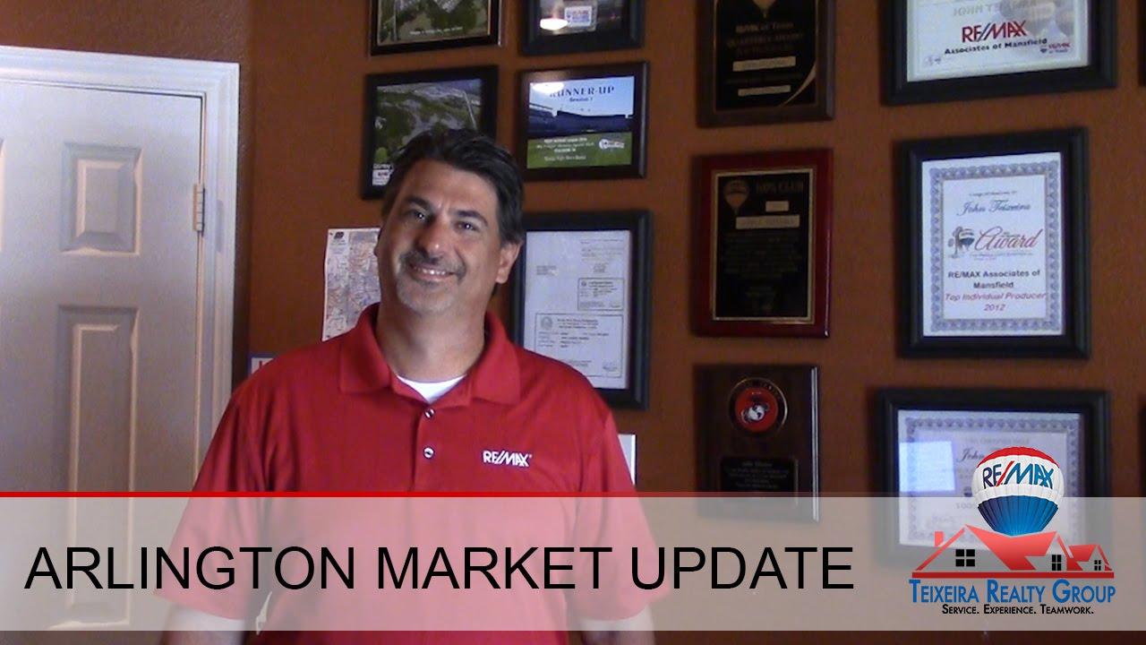 Arlington Real Estate Market Update