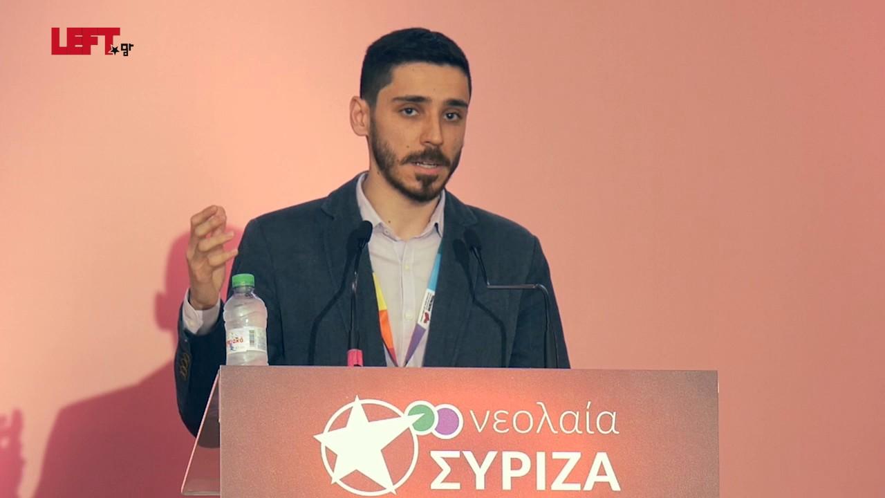 #1osynedrio -εκπρόσωπος HDP