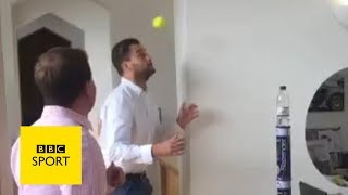 We asked you to share your best attempts at our Wimbledon bottle topple challenge - and you didn't disappoint.Subscribe to the official BBC Sport YouTube channel now so you never miss out on our best videos, while over at bbc.co.uk/sport you can get all the best live sport, highlights and the latest news.Please subscribe HERE http://bit.ly/1sFodyu BBC Sport: http://www.bbc.co.uk/sport Facebook: https://www.facebook.com/BBCSport/ Twitter: https://twitter.com/BBCSport Instagram: https://www.instagram.com/bbcsport/
