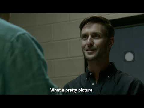 Dexter kills Oliver Saxon! Best scene ever!
