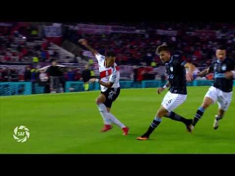 Gol de Nacho Fernández vs. Atlético Tucumán