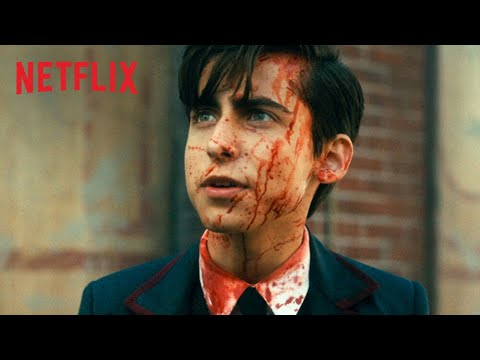 No. 5's Best Fight Scenes in The Umbrella Academy | Netflix