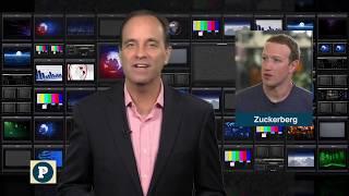 Video - Facebook's Zuckerberg Gets Off to a Good Start in Cambridge Analytica Interview