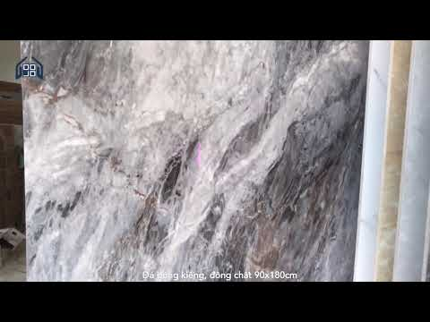 Gạch khổ lớn cao cấp 90x180 bóng kiếng, đồng chất giá rẻ tại tphcm