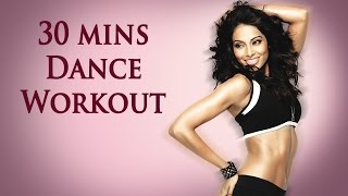 30 Mins Aerobic Dance Workout - Bipasha Basu Break free Full Routine - Full Body Workout - YouTube