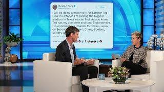 Beto O'Rourke Addresses the President's Tweets