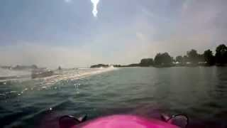 Tammy Wolf Powerboat Racing with Adixxion