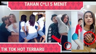 Download Video TAHAN C*LI  5 MENIT VIDEO TIK TOK HOT TERBARU BIKIN S*NGE MP3 3GP MP4