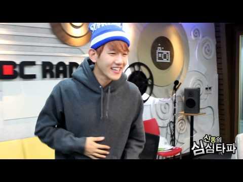 신동의 심심타파 – EXO Baek Hyun, sexy dance – EXO  백현, 섹시댄스 20131211