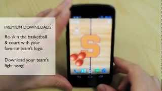 College Basketball LWP YouTube video