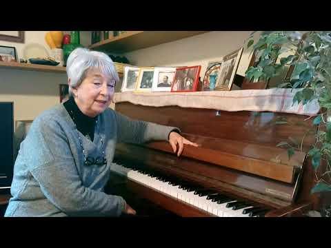 Videomessaggio – SARA MODIGLIANI – Musica Intorno
