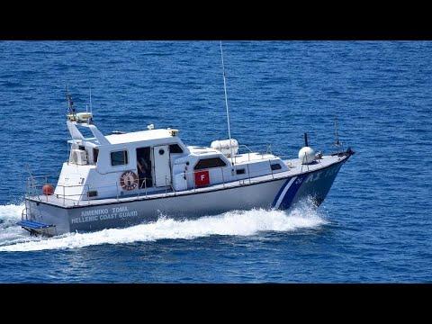 Μυτιλήνη: Επτά νεκροί σε ναυάγιο σκάφους που μετέφερε μετανάστες…