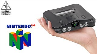 Nintendo recently filed trademarks for N64, SNES, NES, and Switch controller logo designs, and they are the exact logos that appear on the NES and SNES Classic boxes. This most likely means that an N64 Classic Edition is already in the works, and could be coming as soon as next year. Let us know YOUR take on this new info in the comments down below!Link to thread + trademarks: http://www.neogaf.com/forum/showthread.php?t=1408657Follow Us On Twitter: http://twitter.com/TheSwitchForceFollow Us on Instagram: http://instagram.com/SwitchForce
