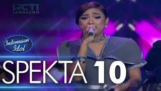 Video MARION - CIAO ADIOS (Anne-Marie) - Spekta Show Top 6 - Indonesian Idol 2018 MP3, 3GP, MP4, WEBM, AVI, FLV Maret 2018
