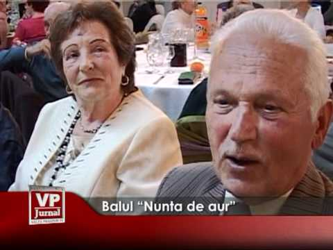 "Balul ""Nunta de aur"""