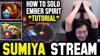 Video SUMIYA Invoker Tutorial: How to Deal with Ember Spirit | Sumiya Invoker Stream Moment #798 MP3, 3GP, MP4, WEBM, AVI, FLV Juni 2019