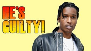 A$AP Rocky STILL In SWEDEN & Jermaine Dupri on Female RAP | Rap It Up Ep. 6