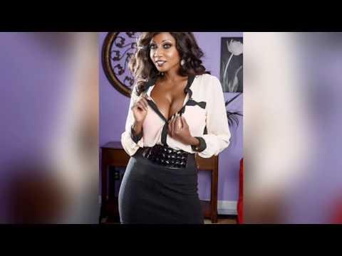 Diamond Jackson Sexy Slideshow (видео)