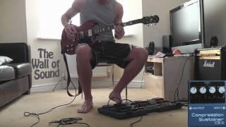 Video Guitar effect tutorial - The Wall of Sound MP3, 3GP, MP4, WEBM, AVI, FLV Januari 2018