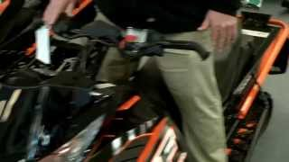 5. 2014 Arctic Cat XF 7000 Sno Pro Limited
