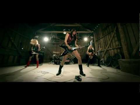 Crucified Barbara - Rock Me Like the Devil (2012)